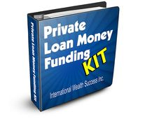 Private Loan Money Funding Kit