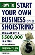 How to Start Your Business on a Shoestring